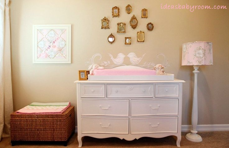 Ideas For Baby Girl Room – Soft Teal and Yellow | Baby Room Ideas