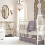 Soft Lavender Relaxing Baby Girl Room
