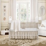 Baby Girl Nursery With Soft, Neutral Tones