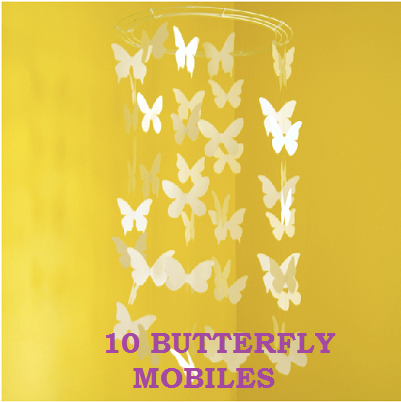 10 BABY MOBILES
