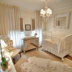Elegant White Baby Room – LOVE!