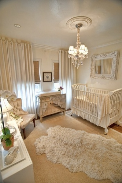 elegant white baby room love baby room ideas