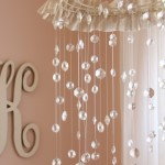 Sparkling, Gorgeous Mobile For Baby Girls Room