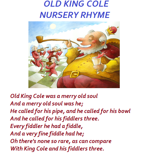 Nursery Rhyme Songs Baby Room Ideas