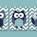 Baby Boy Nursery Ideas – Owl Nursery!