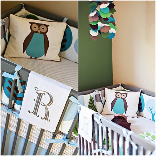More Articles Just Like This Adorable Owl Baby Boy Nursery