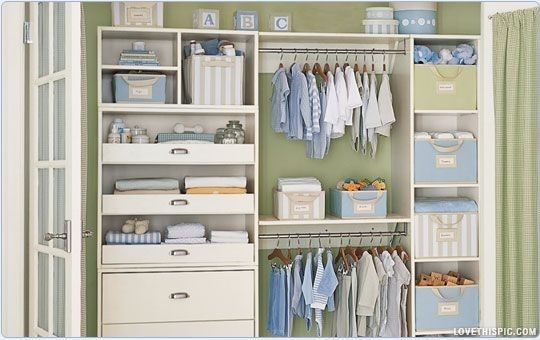 baby room - boy nursery