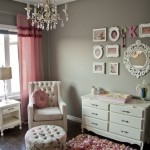 Baby Girl Room Ideas – Plush Pink Perfection