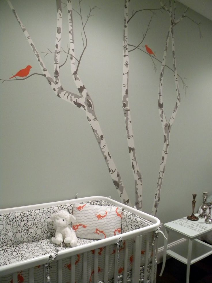 baby room modern artistic