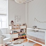 Playful and Simple Beige Nursery Ideas