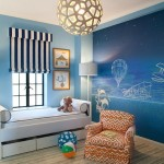 Modern Baby Boy Nursery Room