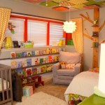 Great Ceiling Idea for Baby's Room