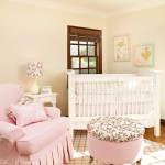 Soft Pink and Beige Nursery