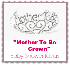 mother to be crown