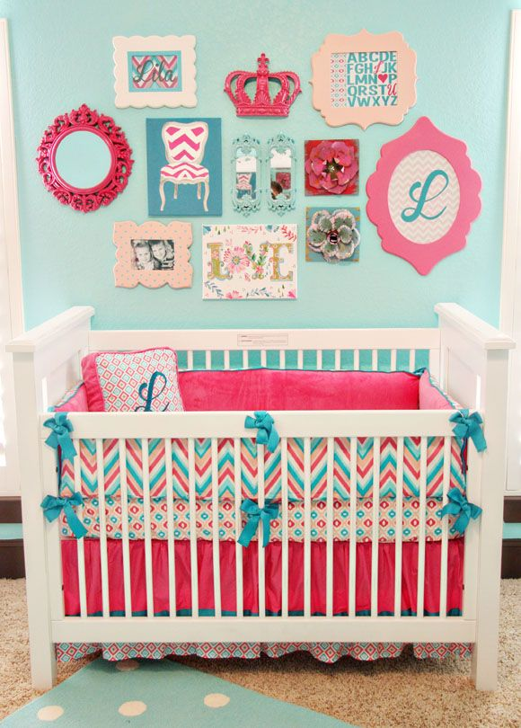 funky baby furniture. plain baby fantastic aqua baby room idea and wall art to funky furniture i
