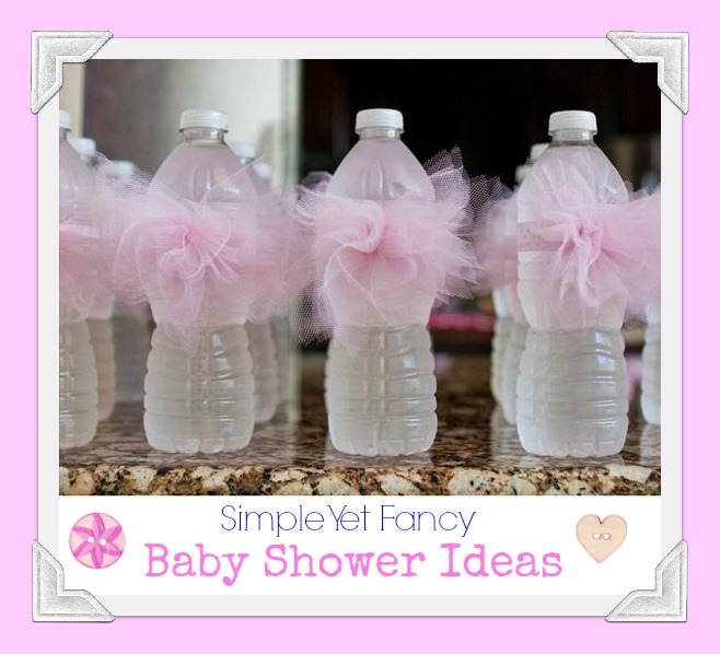 Baby Shower Ideas Water Ballet
