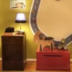 Baby Boy Nursery Ideas – A CAR WALL!