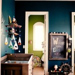 Baby Boy Nursery Ideas – Nautical Theme