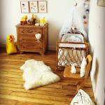 Simple and Perfect Baby Boy Room Idea
