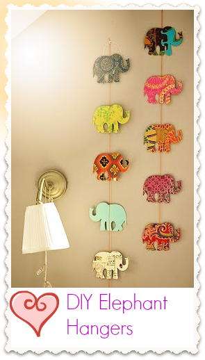 elephants for baby room