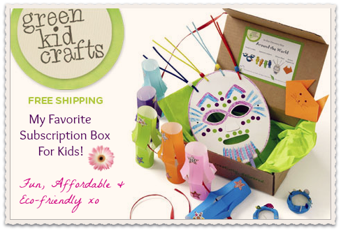 green kids crafts 34