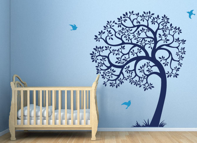 Baby Boy Nursery Wall Decal Ideas Baby Room Ideas