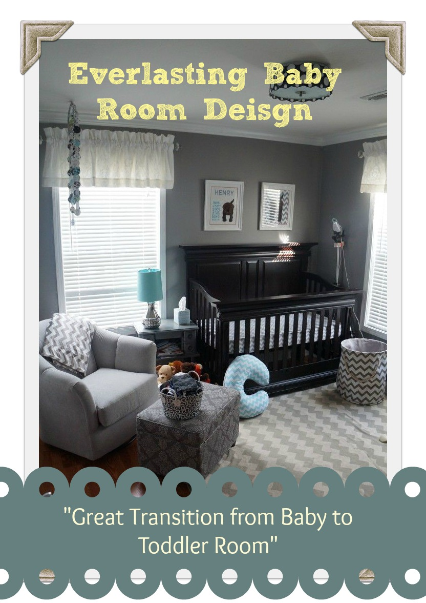 clean and simple this room is, it would be a simple transition from baby to toddler to child to teen. A good design for the long run. - Cute Quote