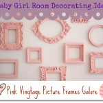 Baby Girl Room Decorating Idea