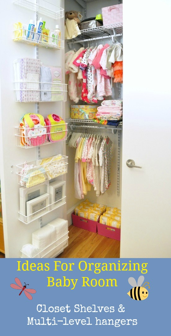 Baby Closet Organizer Ideas | Baby Room Ideas