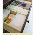 Baby Room Organizer