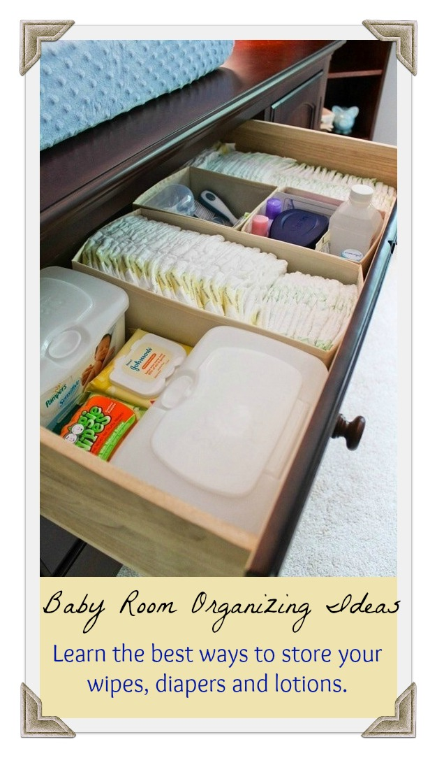Baby room organizer baby room ideas for Baby organizer ideas