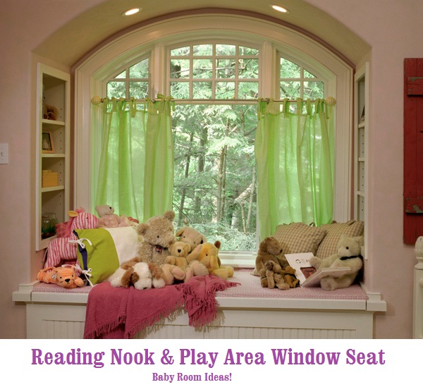 Astounding Window Seat In Baby Room Baby Room Ideas Short Links Chair Design For Home Short Linksinfo