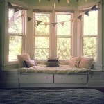 Beautiful Bay Windows In Your Baby's Room