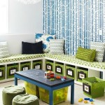 Custom Storage Designs For A Play Room