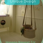 Baby Room Bassinet Swing