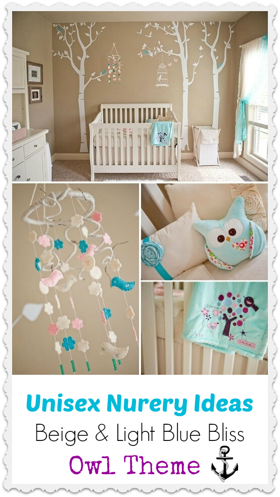 owl theme nursery ideas