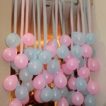 Baby Shower Grand Entrance – Balloon Streamers