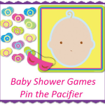 Popular Baby Shower Game
