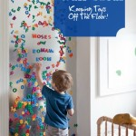 Creative Wall Design For Baby Room