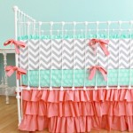 Adorable Coral Themed Nursery's