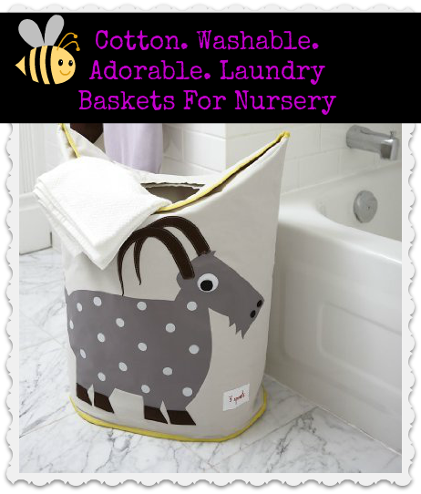 baby room laundry basket