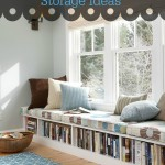 Great Window Storage Ideas