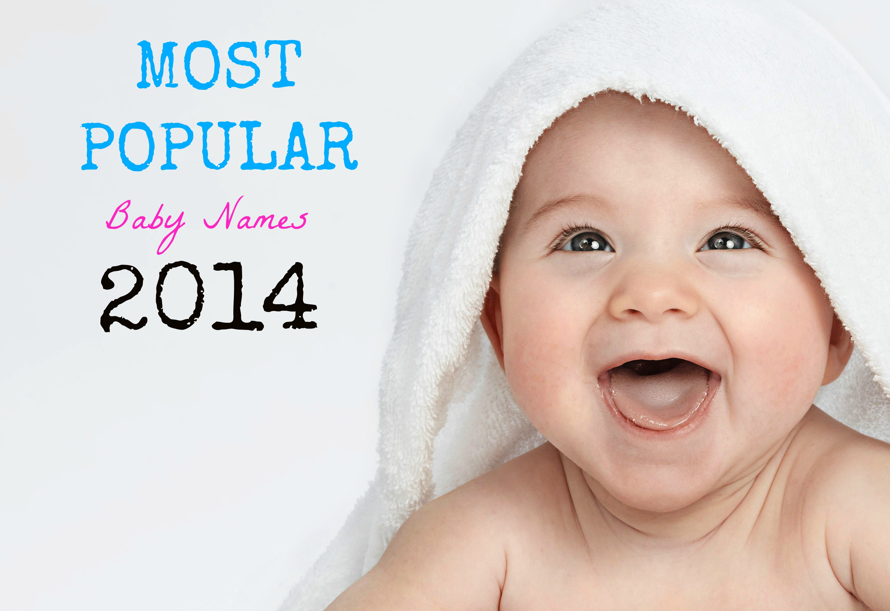 Find out the most popular baby names each year, from today's hottest names all the way back to the darlings of the s.
