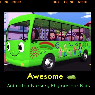 awesome animated nursery rhymes