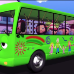 Nursery Rhymes – Wheels on the Bus