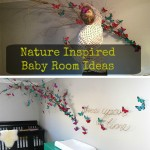 Nature Themed Modern Nursery