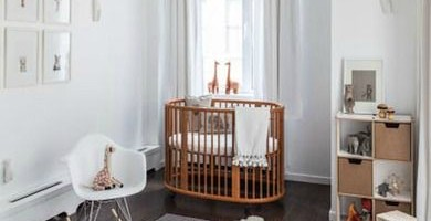minimalist nursery designs