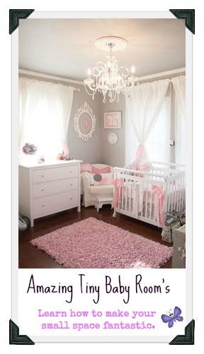 tiny budget tiny room