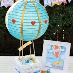 4 Easy and Beautiful Diaper Cake Ideas