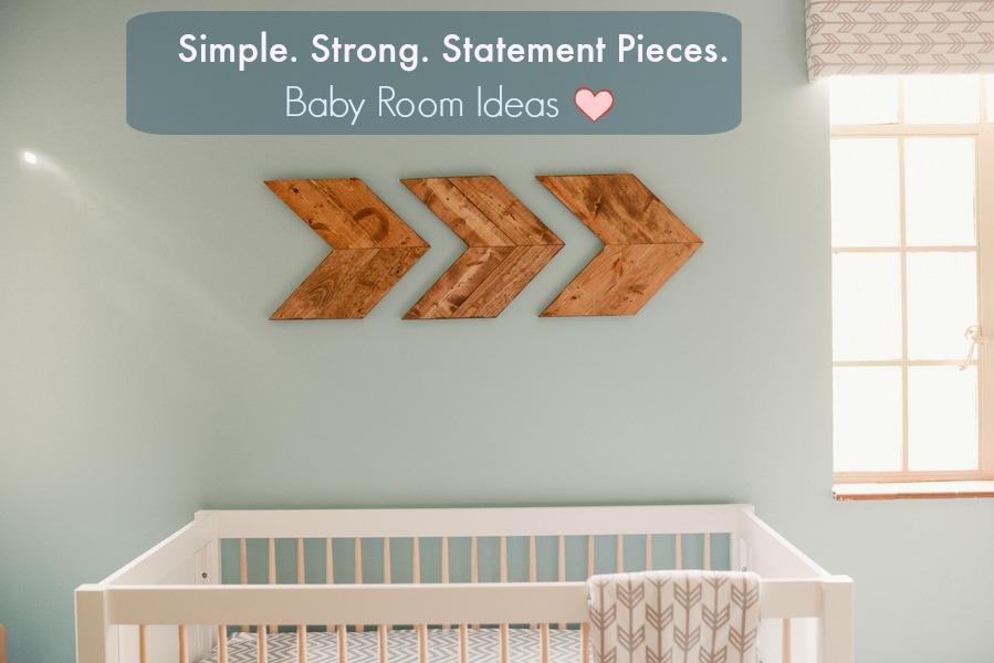 modern wood nursery
